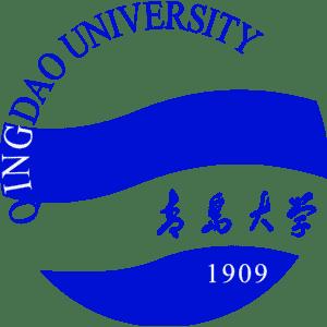 Qingdao University logo