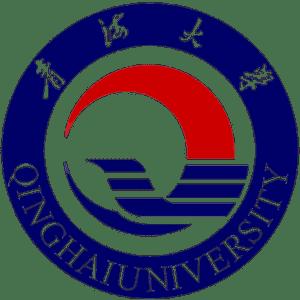 Qinghai University logo