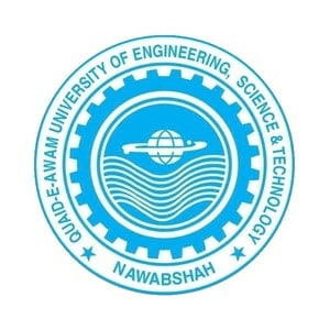 Quaid-e-Awam University of Engineering, Science and Technology logo