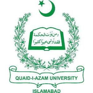Quaid-i-Azam University logo