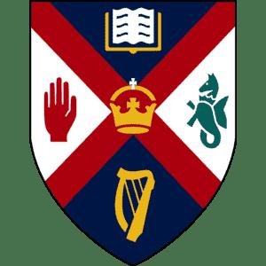 Queen's University Belfast logo