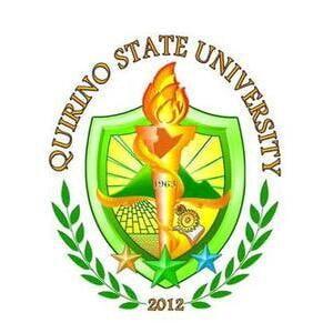 Quirino State University logo