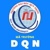 Quy Nhon University logo