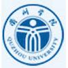 Quzhou University logo