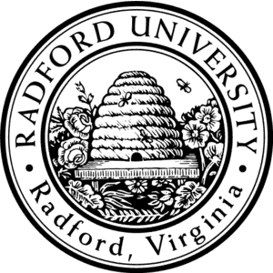 Radford University logo