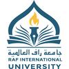 RAF International University logo