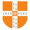 Rai University logo