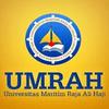 Raja Ali Haji Maritime University logo