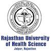 Rajasthan University of Health Sciences logo
