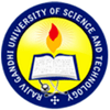 Rajiv Gandhi University of Science and Technology logo