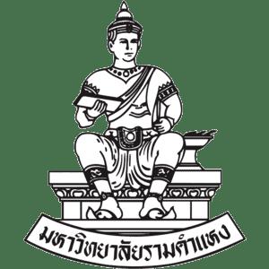 Ramkhamhaeng University logo