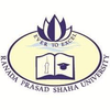 Ranada Prasad Shaha University logo