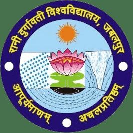 Rani Durgavati University logo