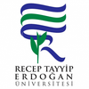 Recep Tayyip Erdogan University logo