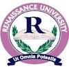 Renaissance University logo