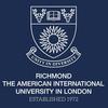Richmond, The American International University in London logo