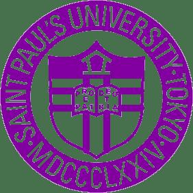 Rikkyo University logo