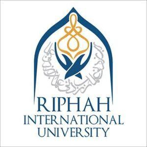 Riphah International University logo