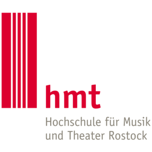 Rostock University of Music and Drama logo