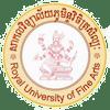 Royal University of Fine Arts logo