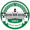 Russian State Agricultural University logo