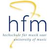 Saarland College of Music logo