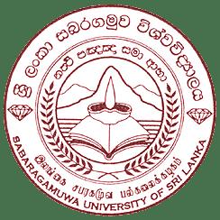 Sabaragamuwa University of Sri Lanka logo