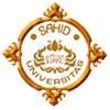 Sahid University logo