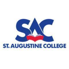 Saint Augustine College logo