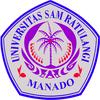Sam Ratulangi University logo