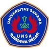 Samawa University logo