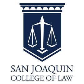 San Joaquin College of Law logo