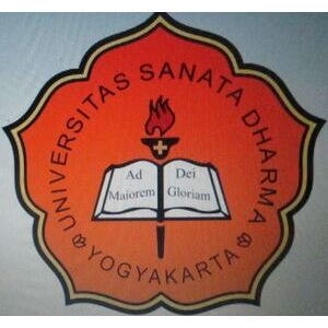 Sanata Dharma University logo