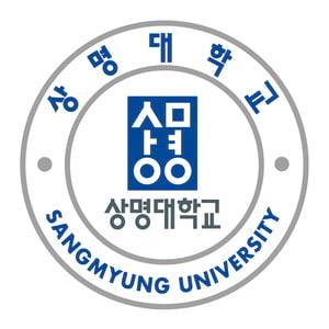 Sangmyung University logo