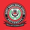 Sant Baba Bhag Singh University logo