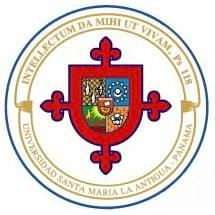 Santa Maria La Antigua Catholic University logo