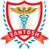 Santosh University logo