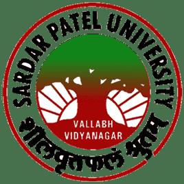 Sardar Patel University logo