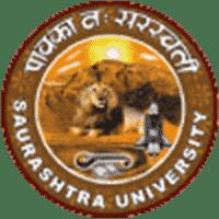 Saurashtra University logo