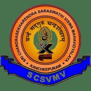 SCSVMV University logo
