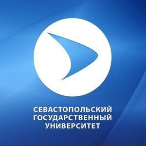 Sevastopol State University logo