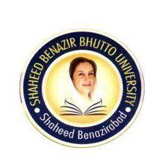 Shaheed Benazir Bhutto University, Shaheed Benazirabad logo