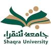 Shaqra University logo