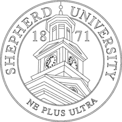 Shepherd University logo