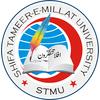 Shifa Tameer-e-Millat University logo