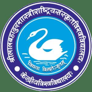 Shri Lal Bahadur Shastri Rashtriya Sanskrit University logo
