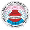 Shri Ramswaroop Memorial University logo
