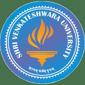 Shri Venkateshwara University logo