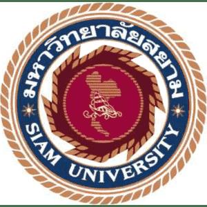 Siam University logo