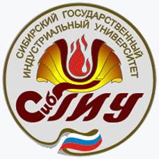 Siberian State Industrial University logo